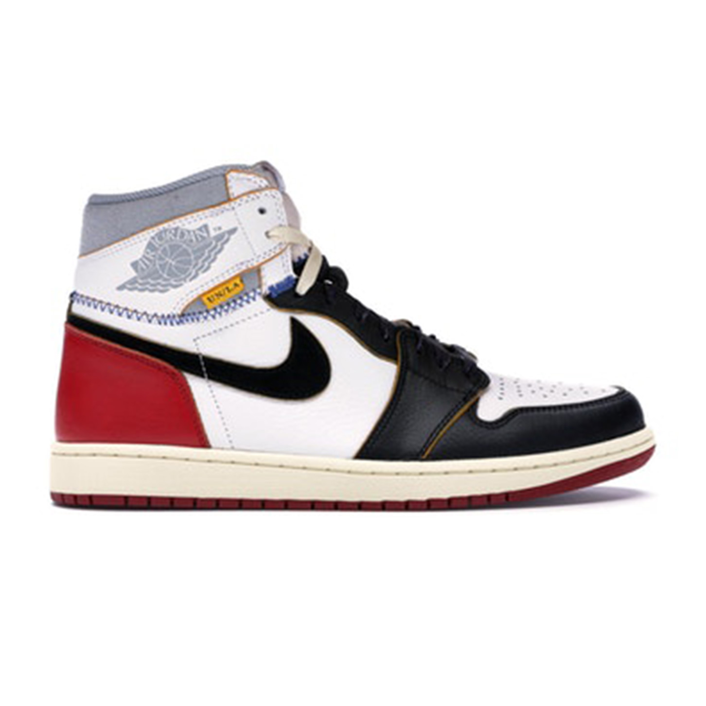 Jordan 1 Retro High Union Los Angeles Black Toe