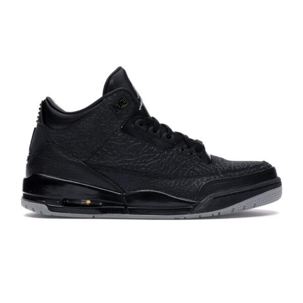 Jordan 3 Retro Black Flip