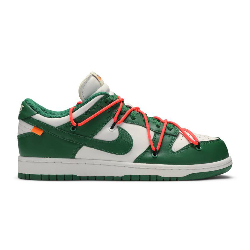 Dunk Low Off-White Pine Green