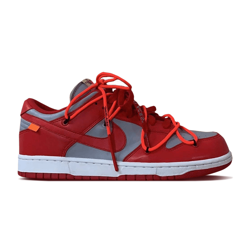 Nike-Dunk-Low-Off-White-University-Red