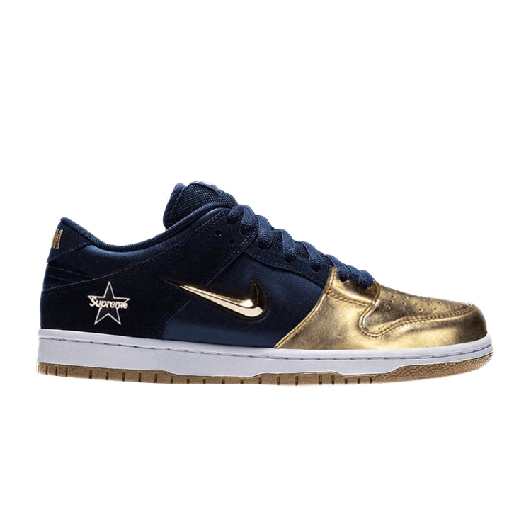 Nike-SB-Dunk-Low-Supreme-Jewel-Swoosh-Gold