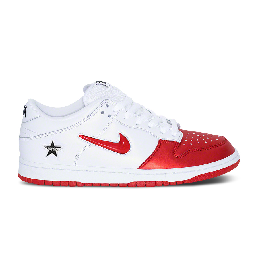 Nike-SB-Dunk-Low-Supreme-Jewel-Swoosh-Red