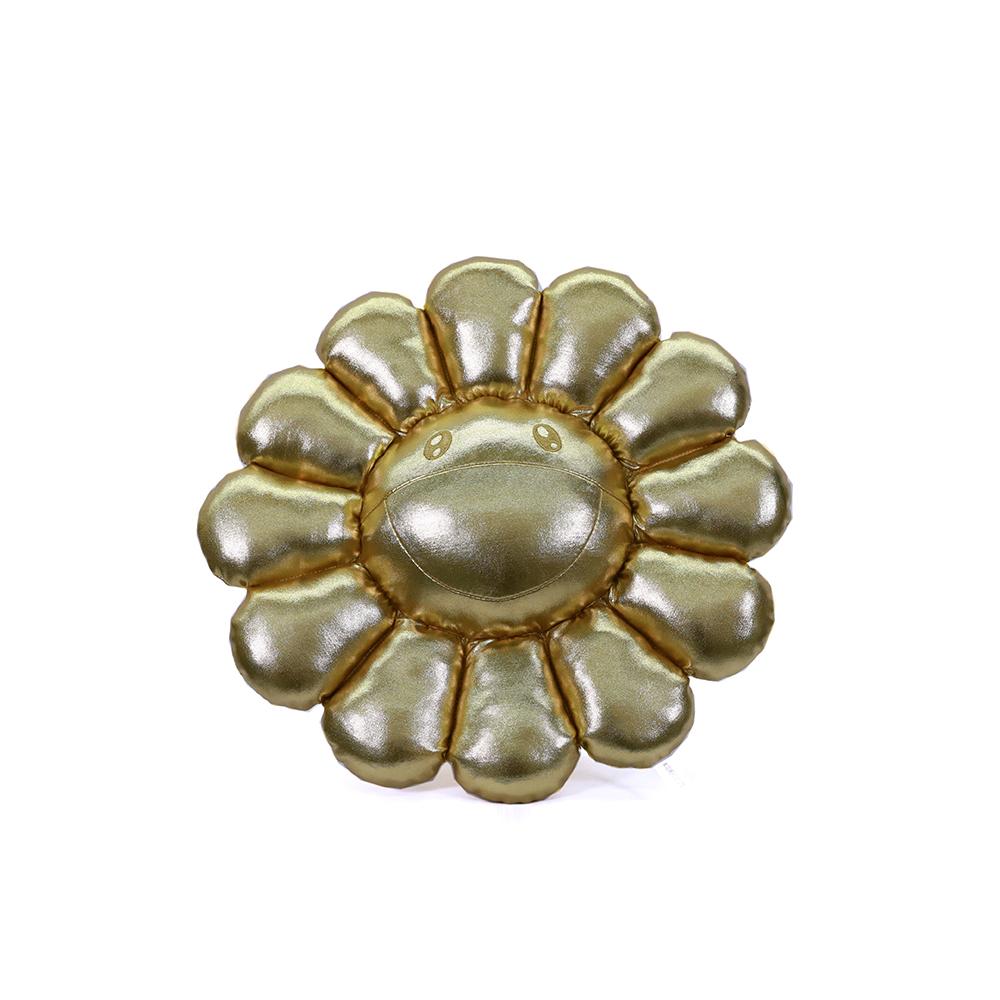 flower-cushion-Gold-30cm
