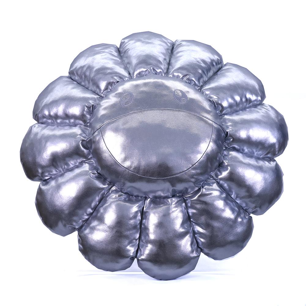 flower-cushion-Silver-60cm