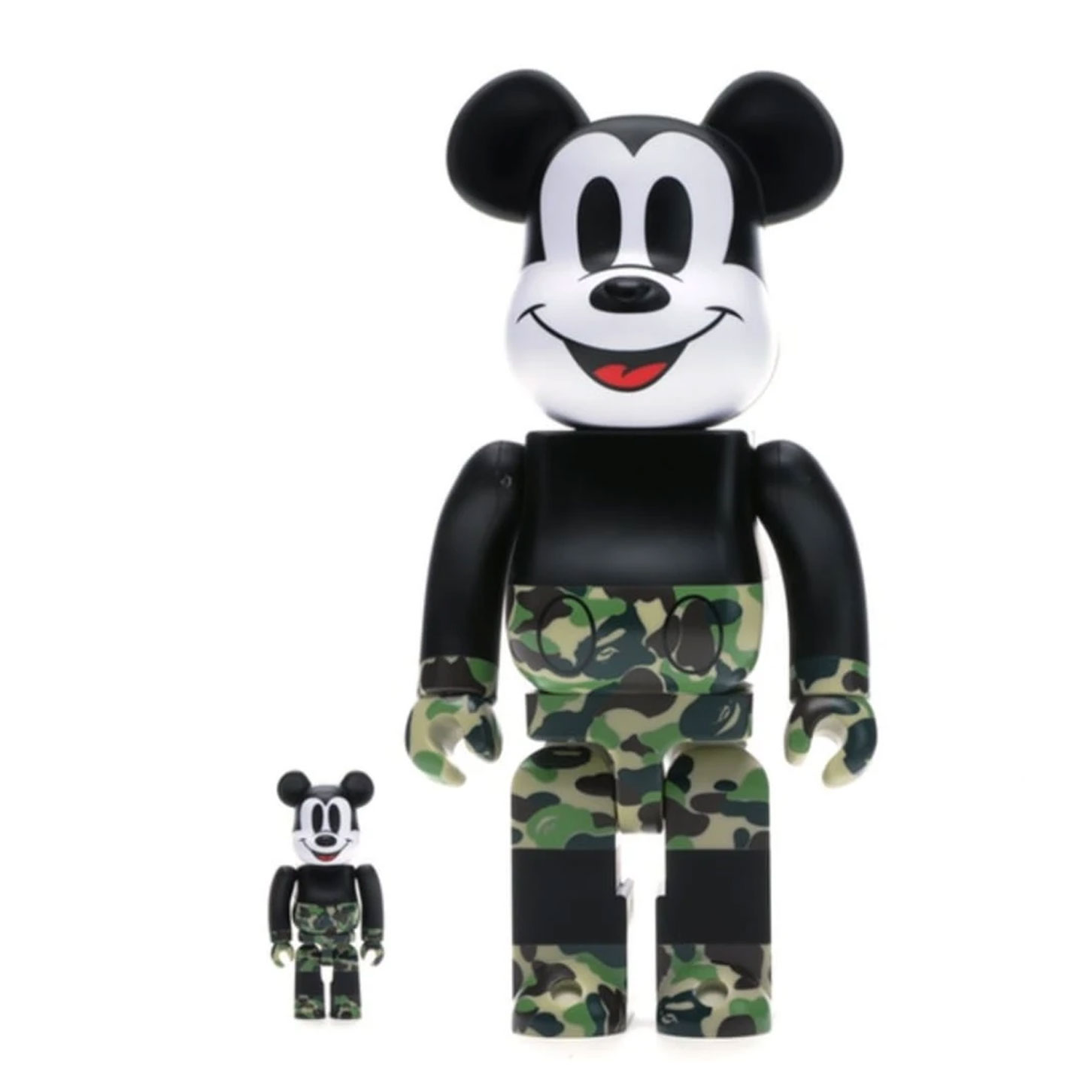 400-100-BAPE-Mickey-Mouse-Green-ver