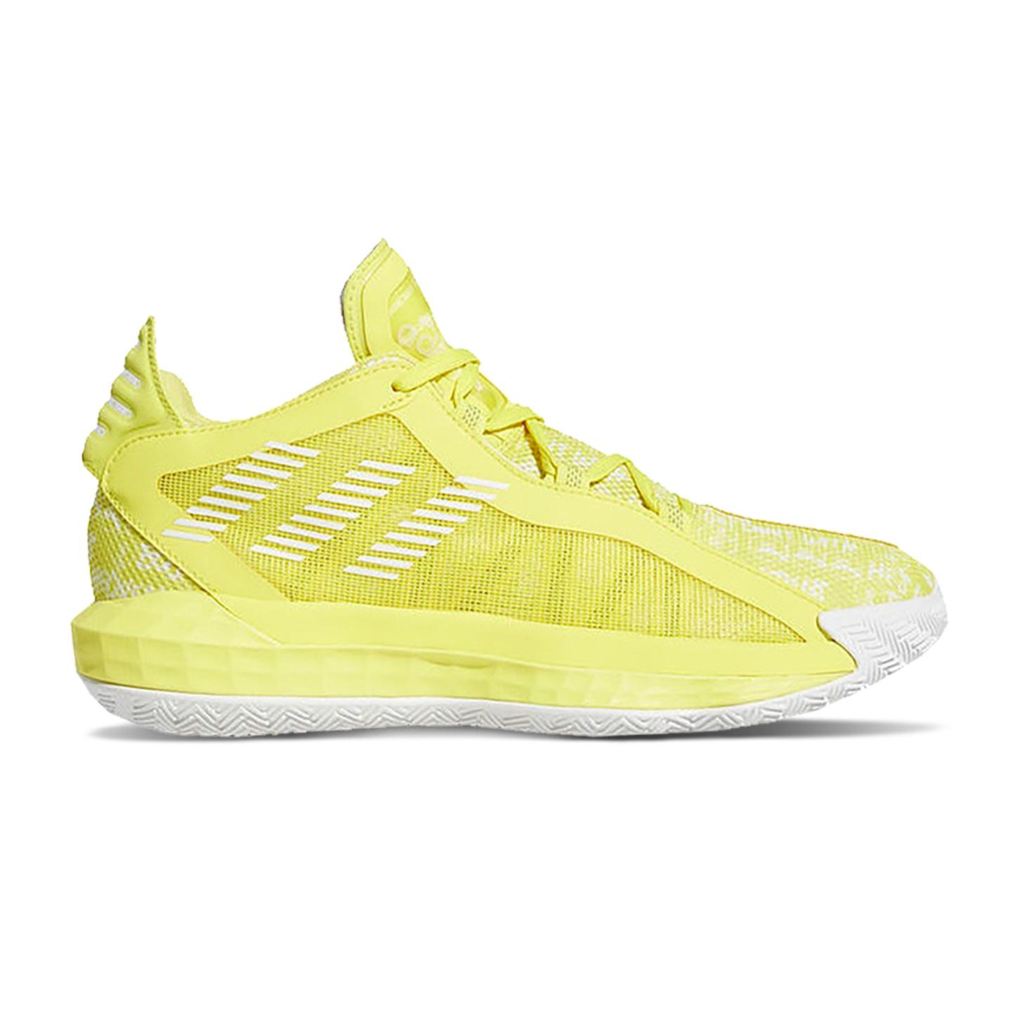 Dame-6-Shock-Yellow-White
