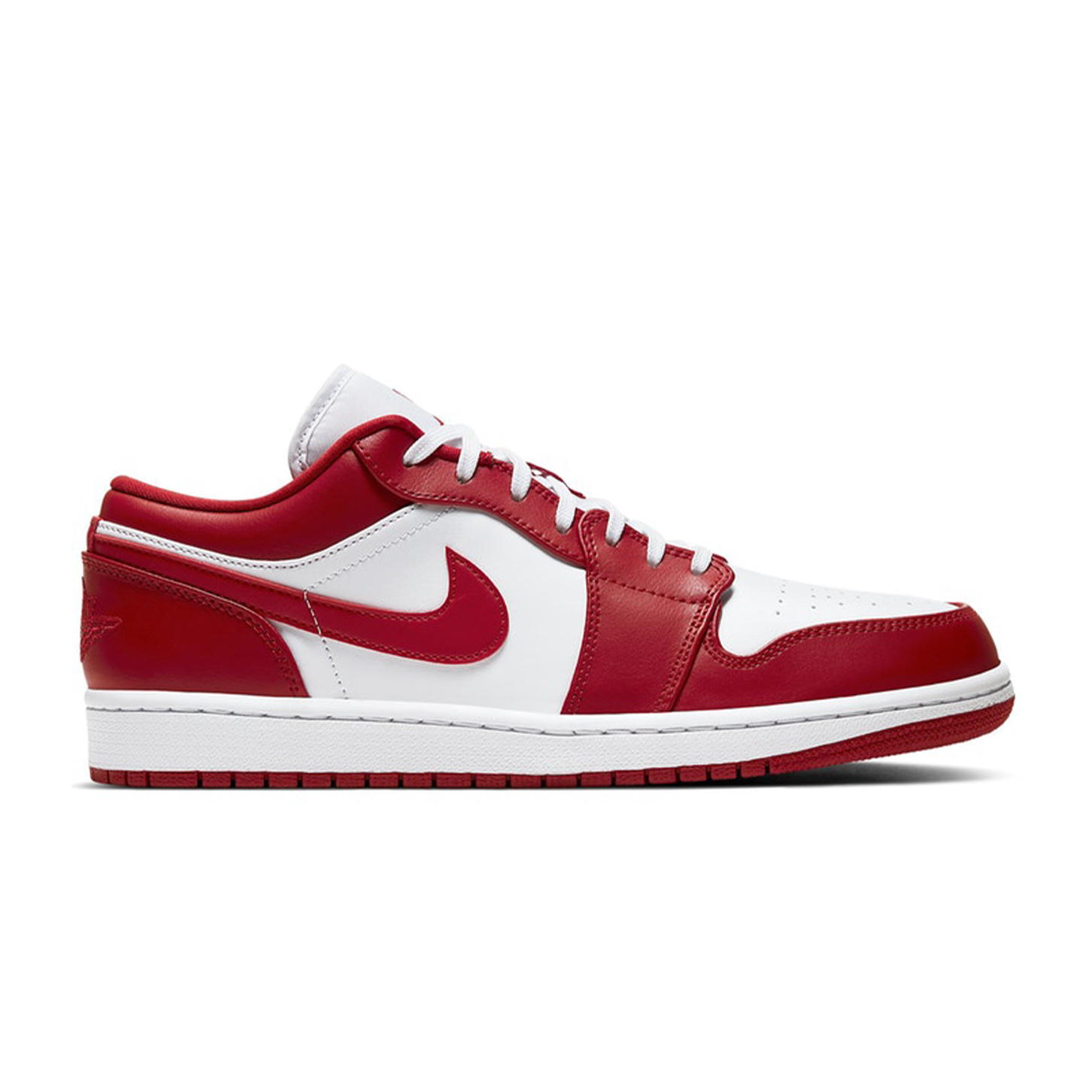 Jordan 1 Low Gym Red White