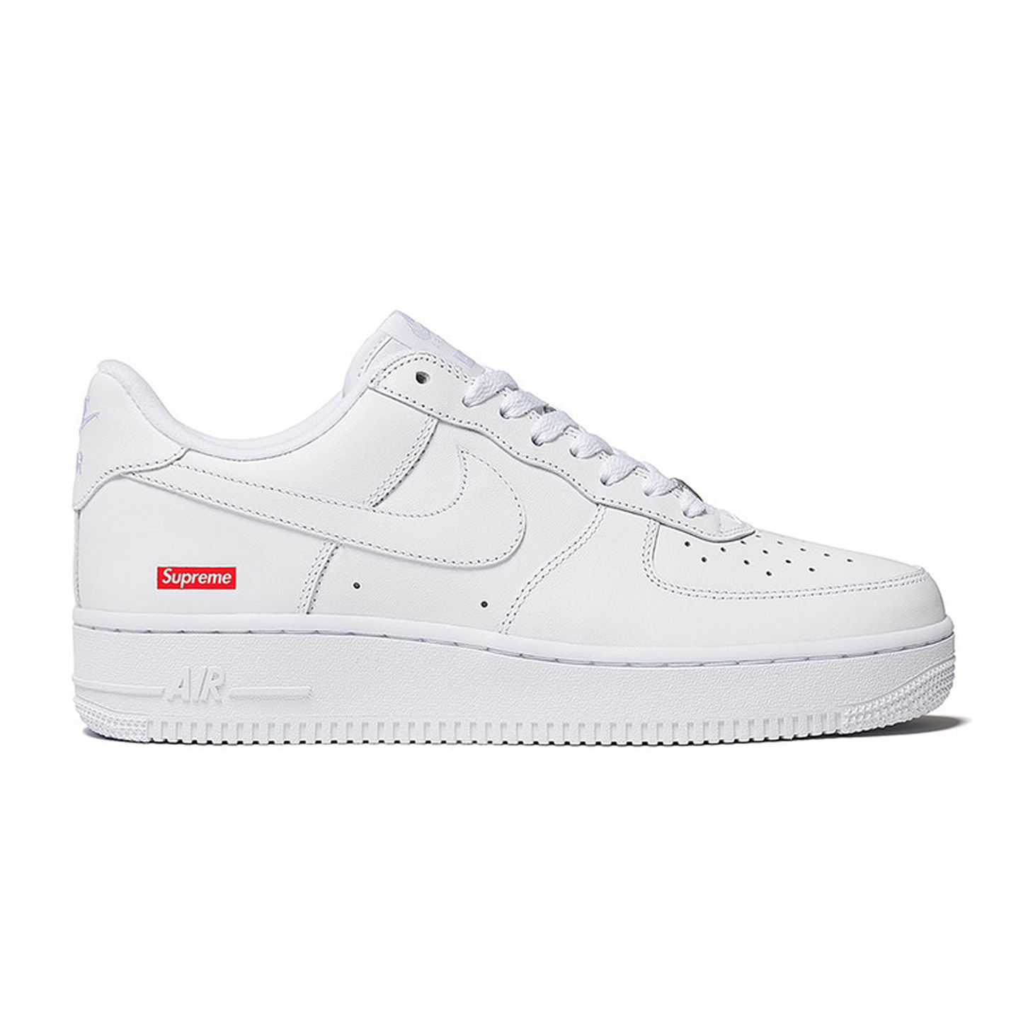 Air Force 1 Low Supreme White