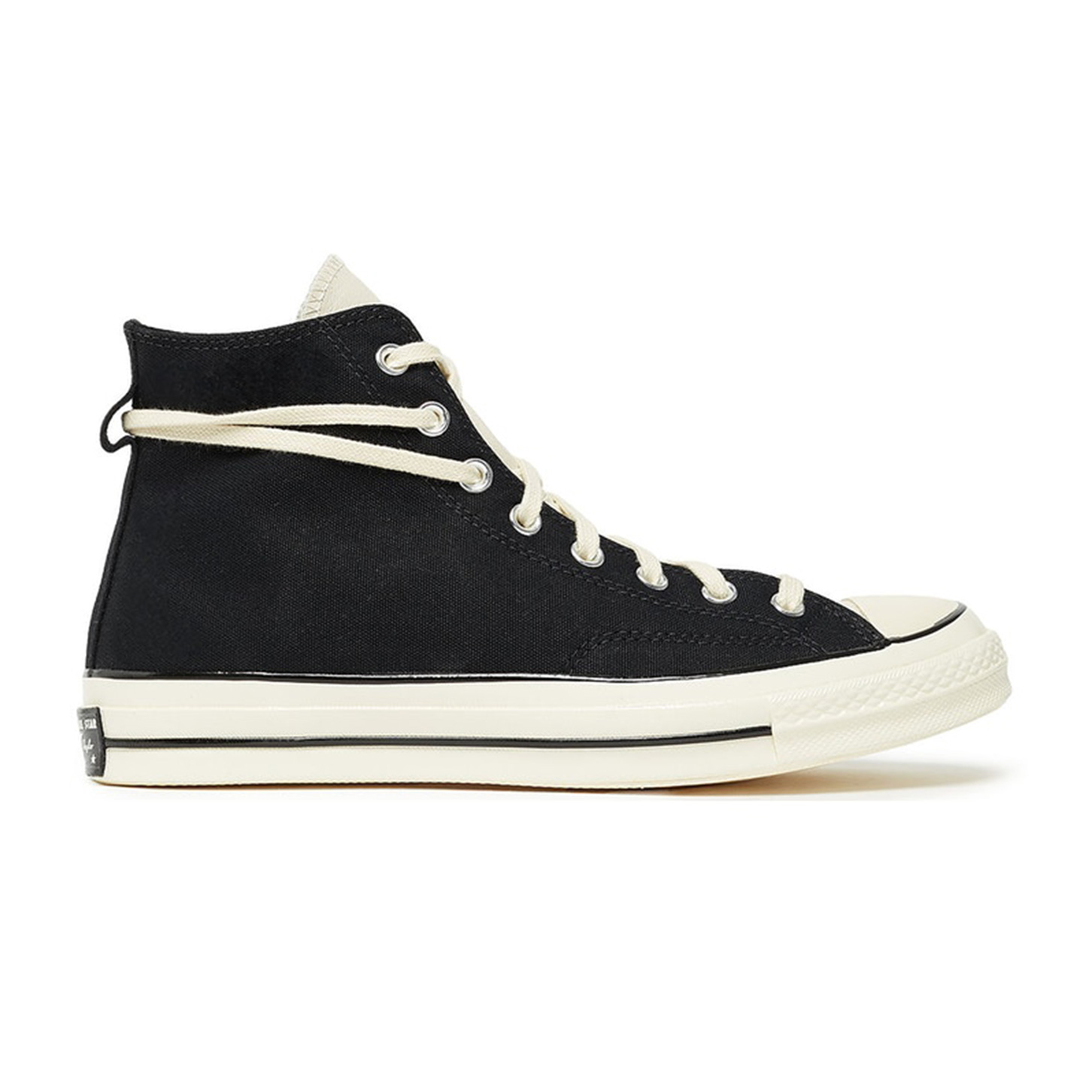 Converse Chuck Taylor All Star 70s HI Fear Of God Black Natural