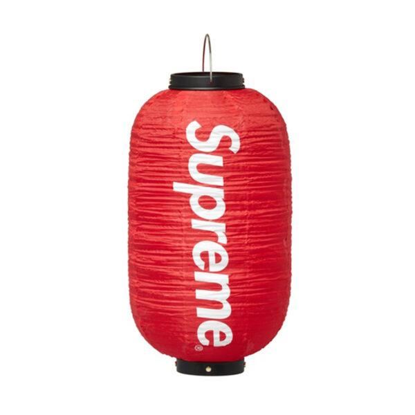 Supreme Hanging Lantern Red 19FW