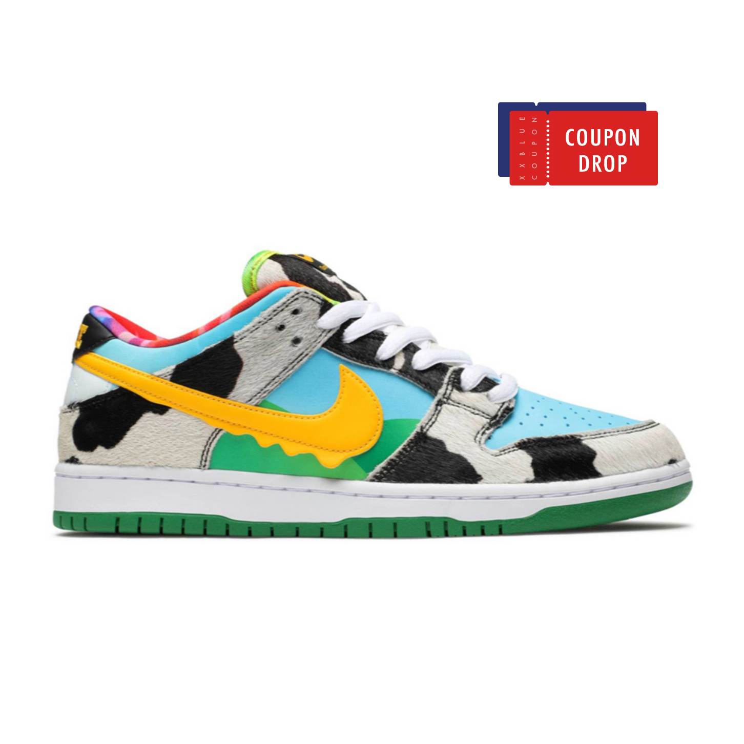 SB Dunk Low Ben & Jerrys Chunky Dunky