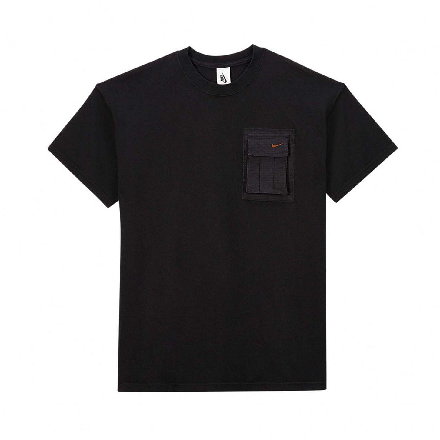 Travis Scott x Nike NRG AG Tee Black