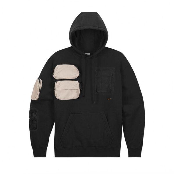 Nike x Travis Scott NRG AG Utility Hoodie Black
