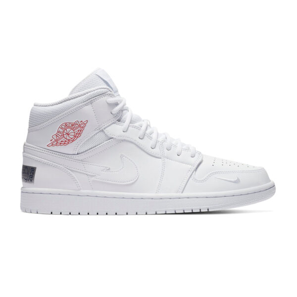 Jordan 1 Mid SE Nike Swoosh On Tour 2020
