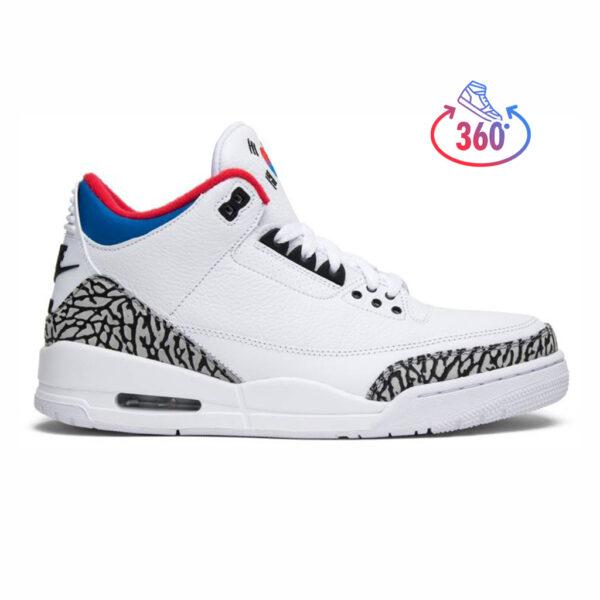 Jordan 3 Retro Seoul