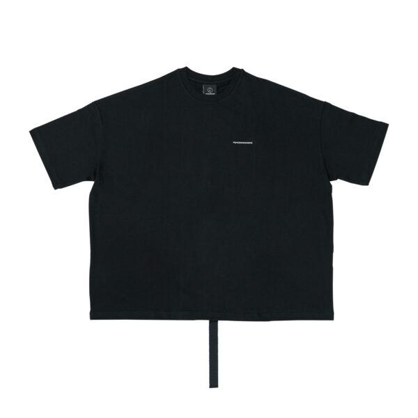 Peaceminusone Cotton T-Shirt #1 Black