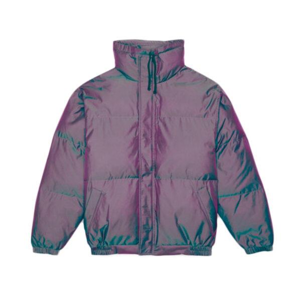 FEAR OF GOD ESSENTIALS Puffer Jacket Iridescent 20SS
