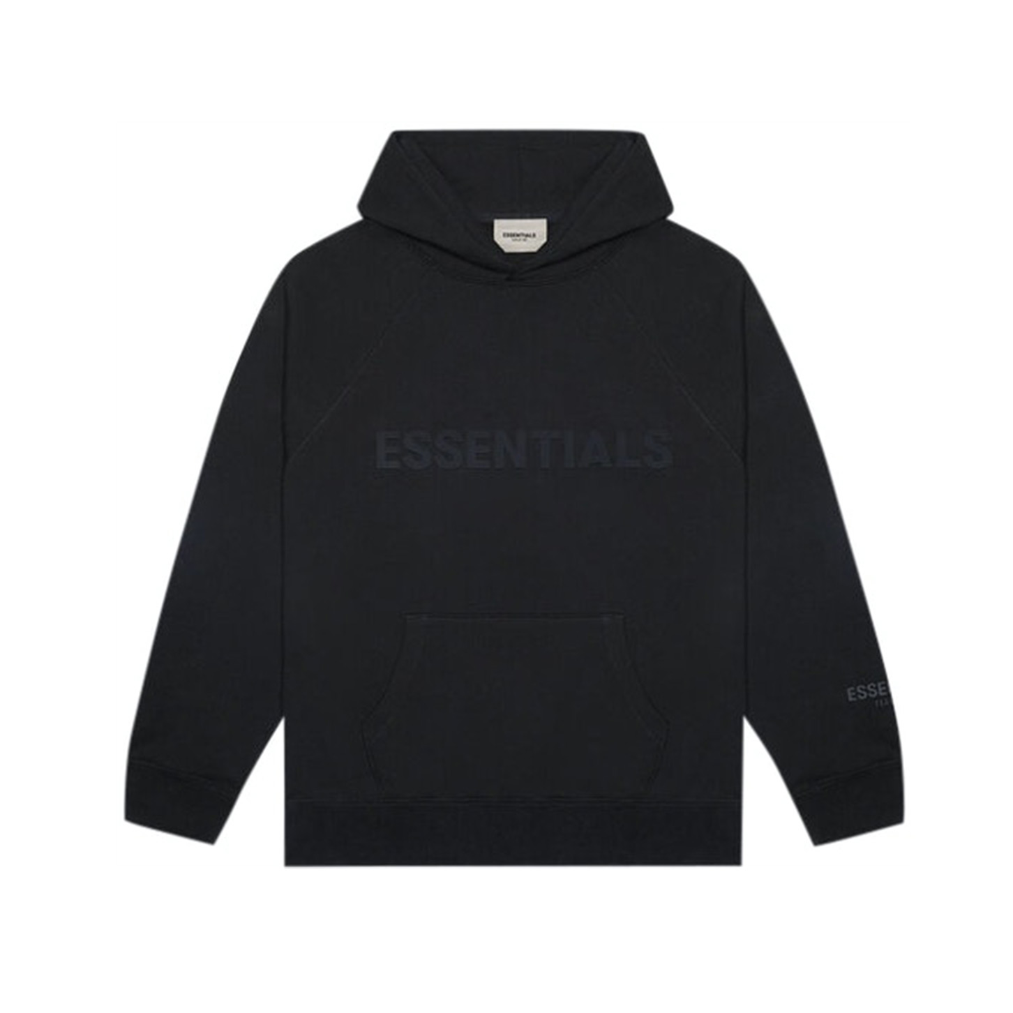 FEAR OF GOD ESSENTIALS Pullover Hoodie Dark Slate/Stretch Limo/Black 20SS