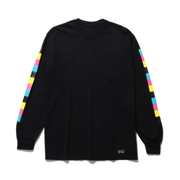 PEACEMINUSONE X THE CONVENI Longsleeve T-Shirts Black