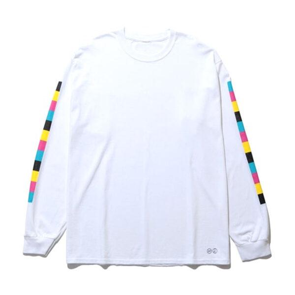PEACEMINUSONE X THE CONVENI Longsleeve T-Shirts White