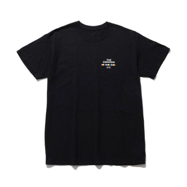 PEACEMINUSONE X THE CONVENI T-Shirts Black