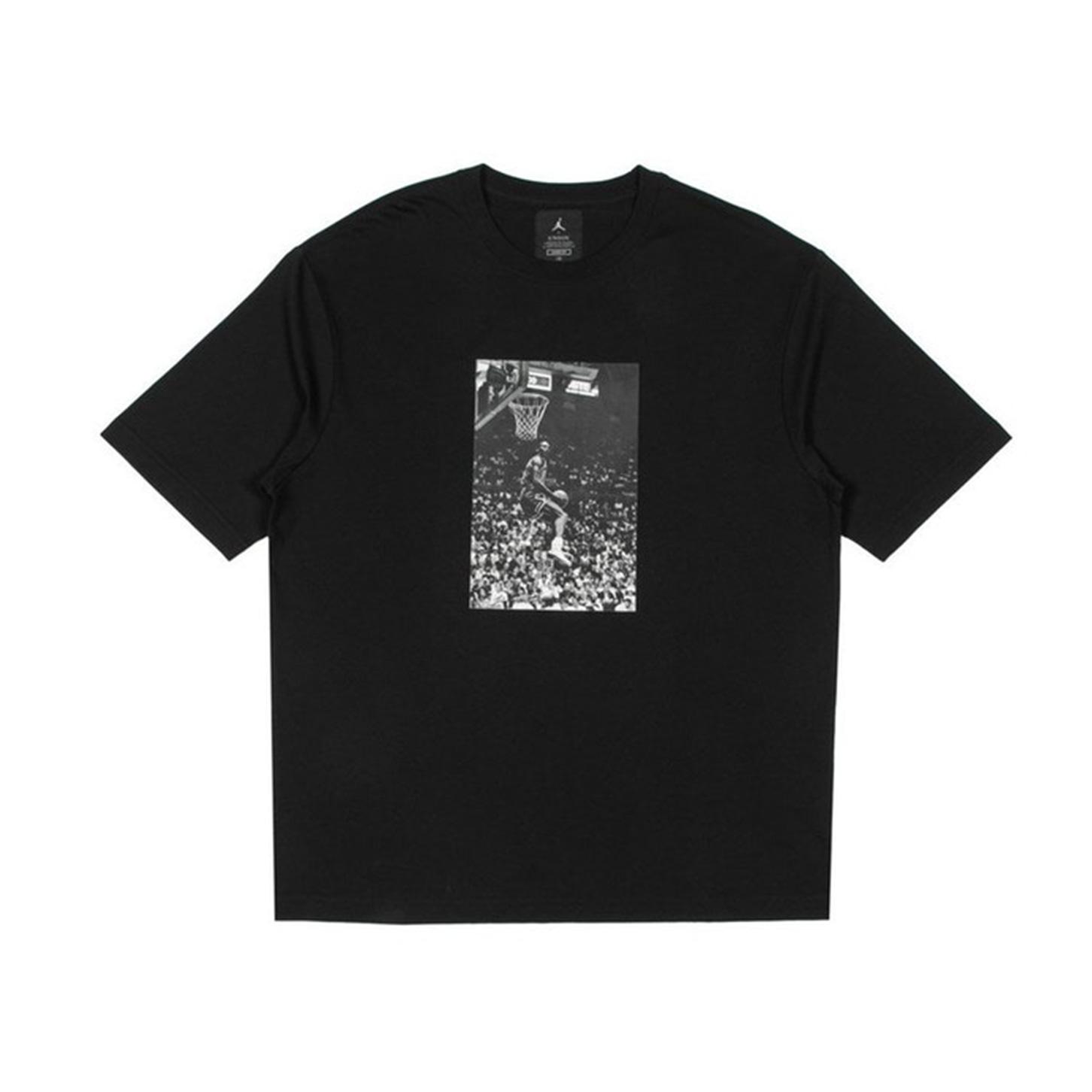 Jordan x Union Reverse Dunk T-Shirt Black