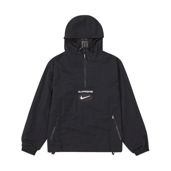 Supreme Nike Jewel Reversible Ripstop Anorak Black 20FW