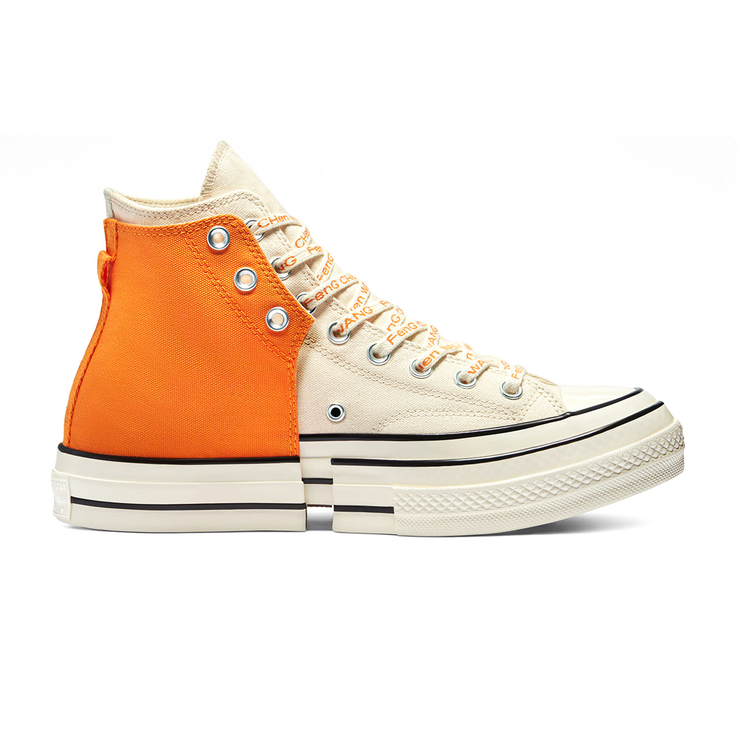 Converse Chuck Taylor All-Star 2IN1 70s Hi Feng Chen Wang Orange Ivory