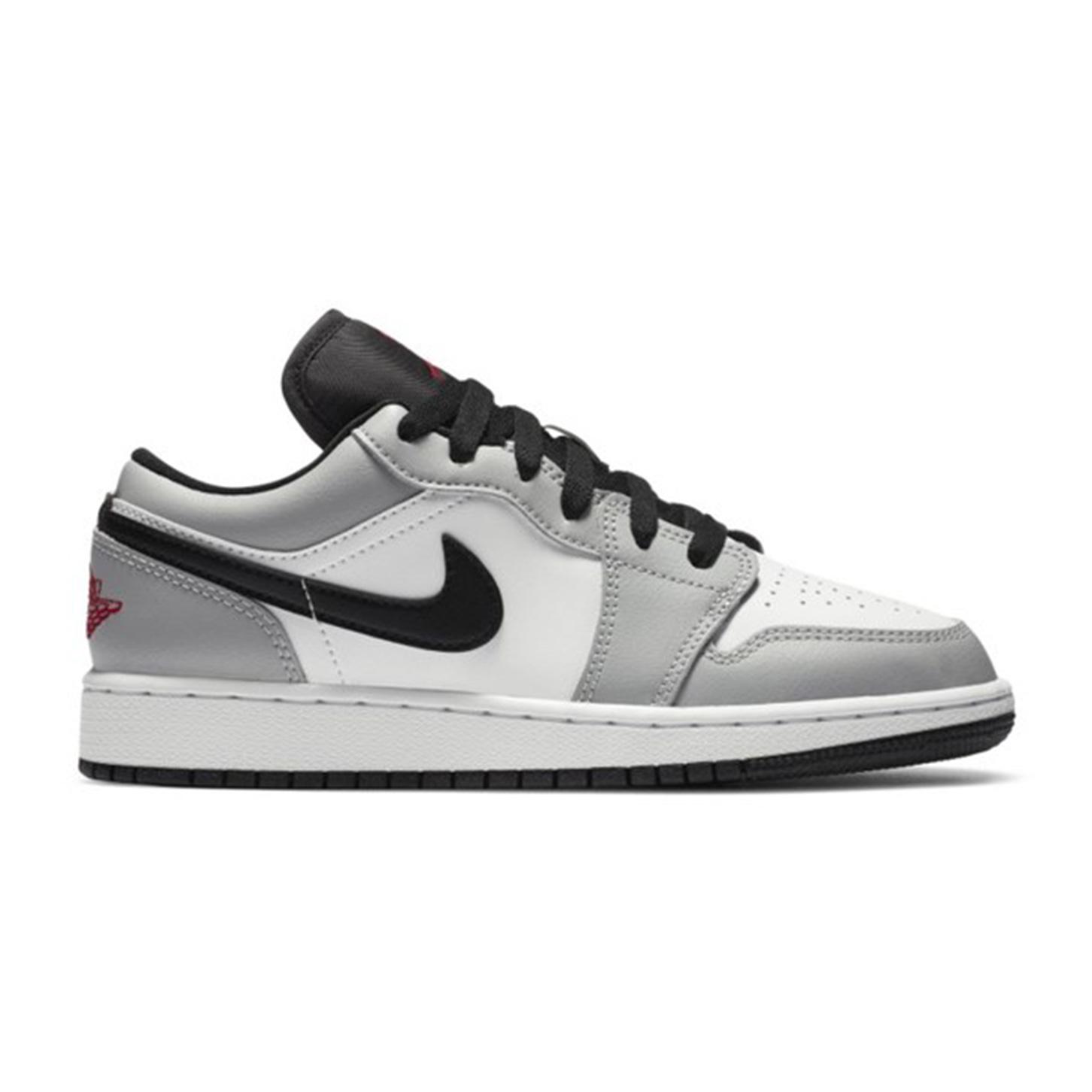 Jordan 1 Low Light Smoke Grey (GS)