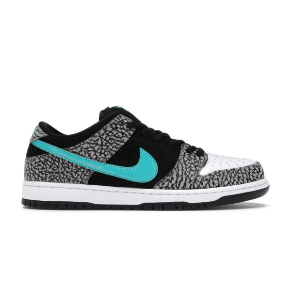 SB Dunk Low Clear Jade