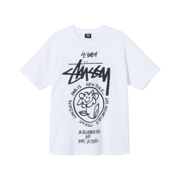 Stussy World Tour Collection Marc Jacobs