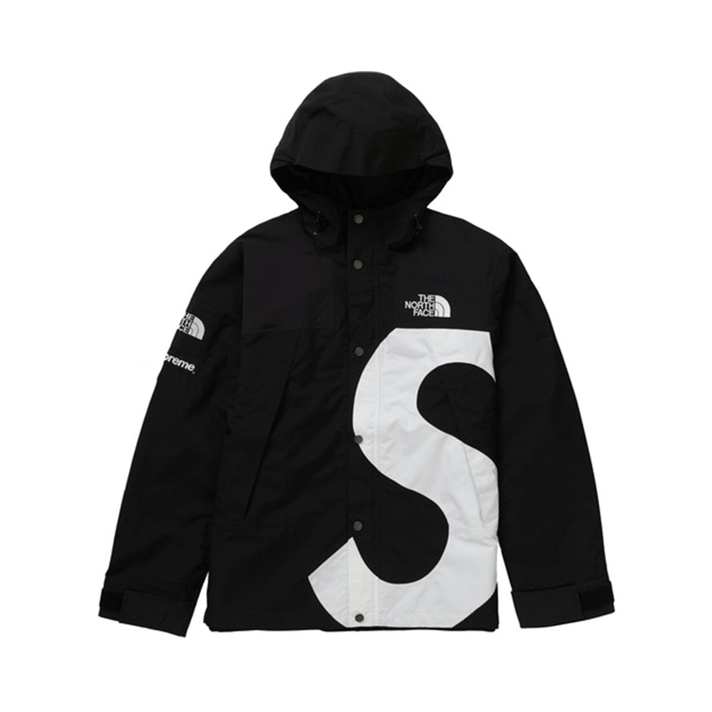Supreme The North Face S Logo Mountain Jacket Black 20FW