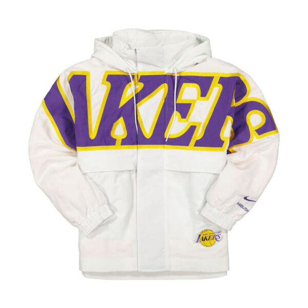 Nike x AMBUSH NBA Collection Lakers Jacket