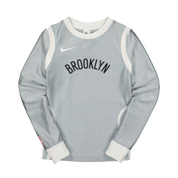 Nike x AMBUSH NBA Collection Nets Long Sleeve Top