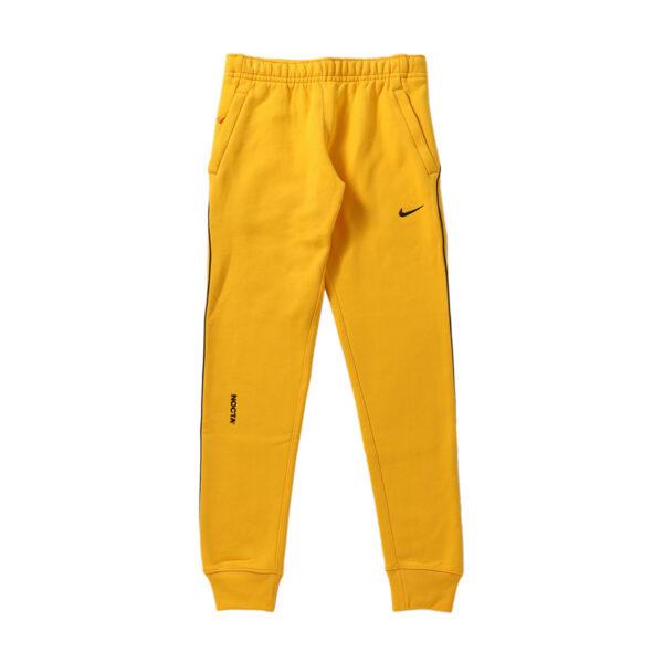 Nike x Nocta NRG AU Fleece Pants Essentials University Gold (DA4105-739)