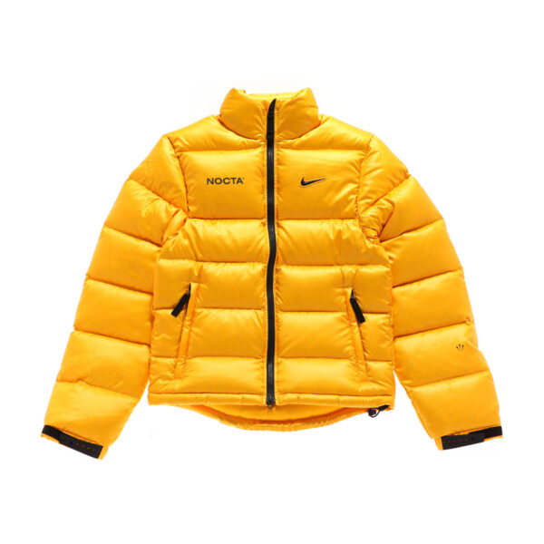Nike x Nocta NRG AU Puffer Jacket Essentials University Gold (DA4137-739)