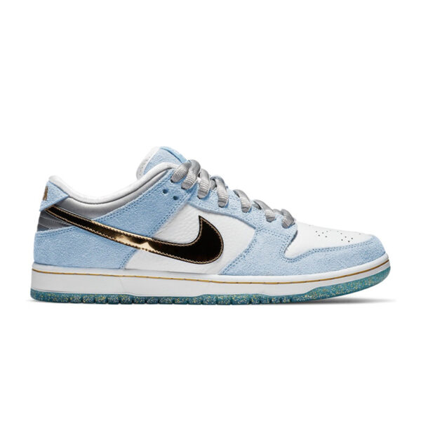 SB Dunk Low Sean Cliver Holiday Special