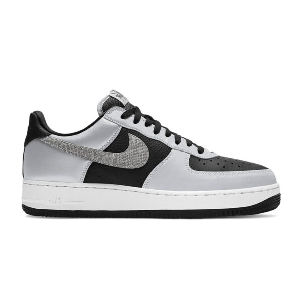 Air Force 1 B Silver Snake 2021