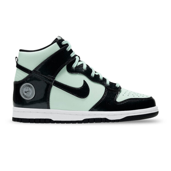 Dunk High Barely Green