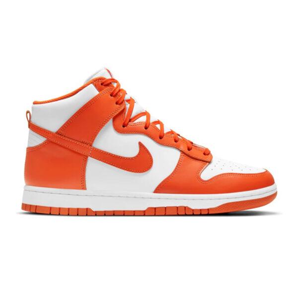 Dunk High Orange Blaze 2021